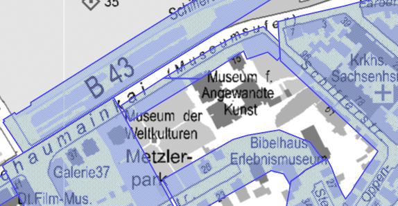Planungsausschnitt Metzlerpark
